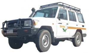 4wd campers for hire regular roof type