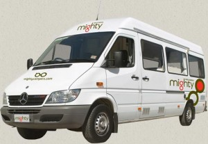 Darwin Campervan Hire Mighty
